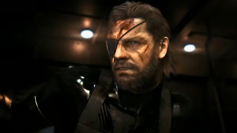 Illustration for article titled Metal Gear Solid V Is Official - FOX vs. XOF [UPDATE: Trailer added]