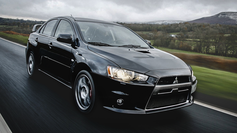 The Mitsubishi Lancer Evolution VIII Is The Kind Of Crazy No