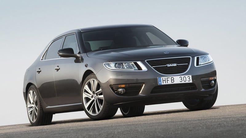 Photo: Saab