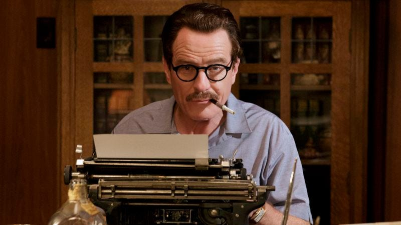 Illustration for article titled Trumbo is a Hollywood history lesson with a slippery grasp on its subject