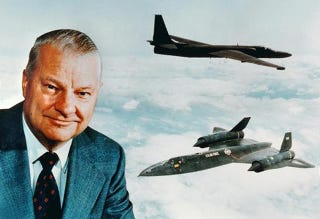 Illustration for article titled Legendary Skunk Works Founder Kelly Johnson's Rules Of Management