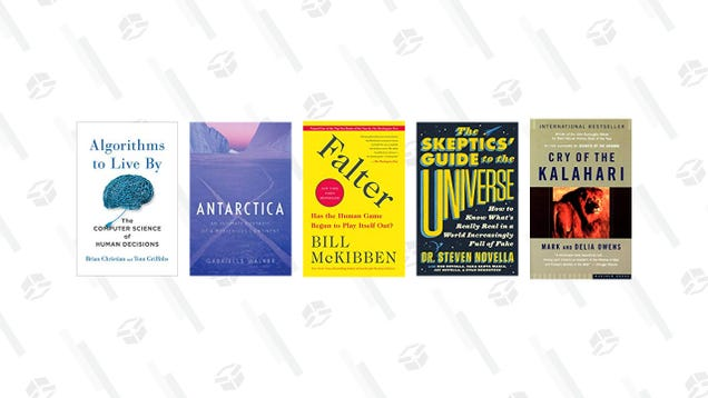 Pick Up Brainy, Science-Focused eBooks During Today s Sale