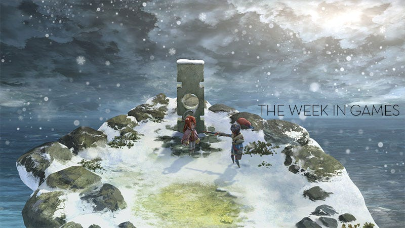 Illustration for article titled The Week In Games: We Are Setsuna