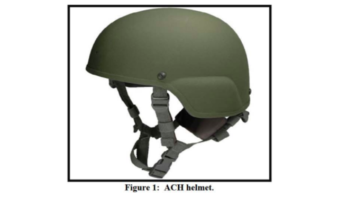 Inmates Made Thousands Of Unsafe Helmets For U S  Troops