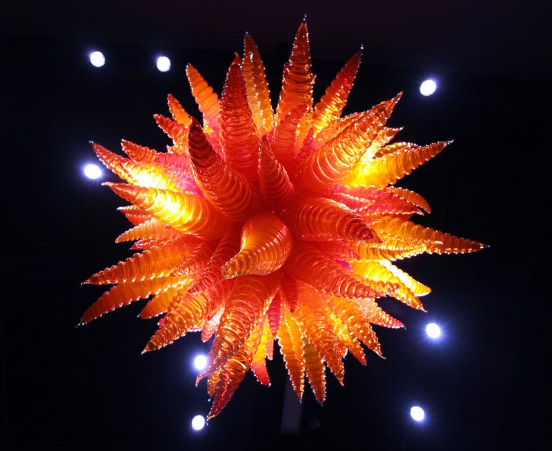 Illustration for article titled Shoddy Inventory System Enables Theft Of $3 Million Worth Of Chihuly Art