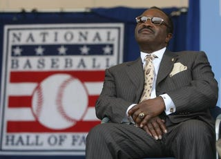 Illustration for article titled Joe Morgan Clarifies One Fib, Possibly Tells Another