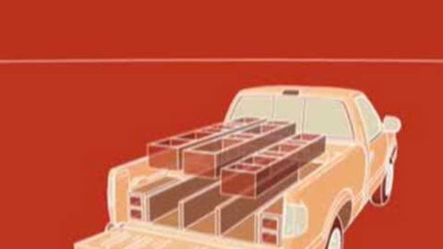 Maximize your truck bed with a diy storage system - Diy truck bed storage ...