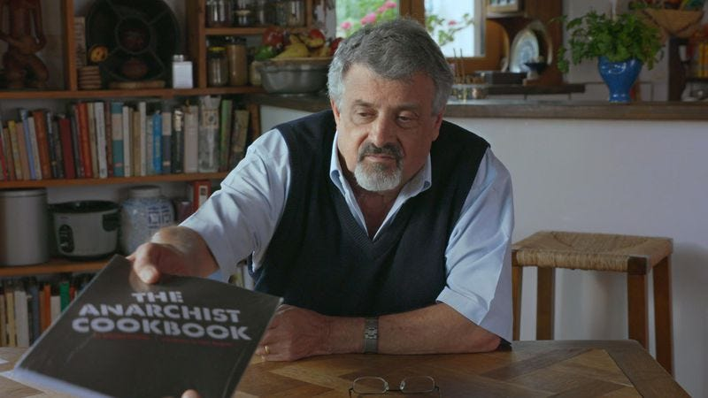American Anarchist cooks up an unsavory recipe for scolding an