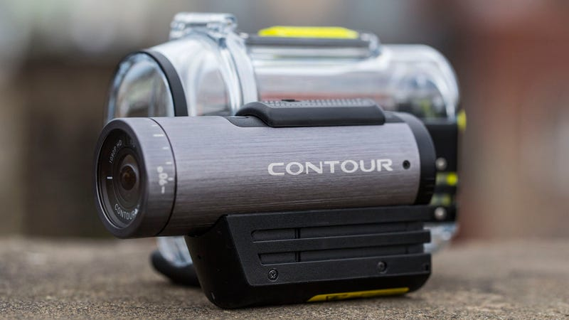 Illustration for article titled Contour+2: Can this New Action Camera Finally Dethrone the GoPro?