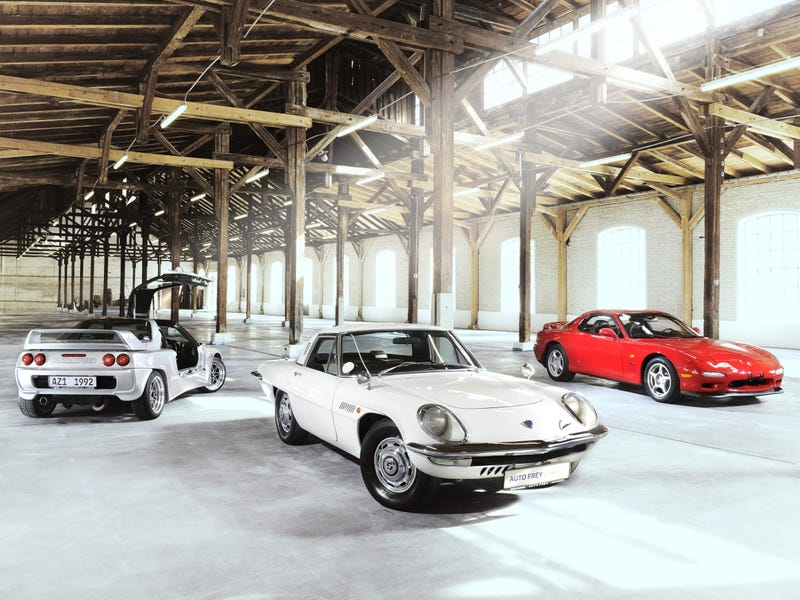 Illustration for article titled Europpo Mega Mazda Mini Meet: roll call