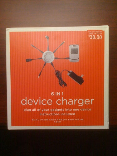 Illustration for article titled Target Selling Knockoff Chargepods Branded Under Own Name?