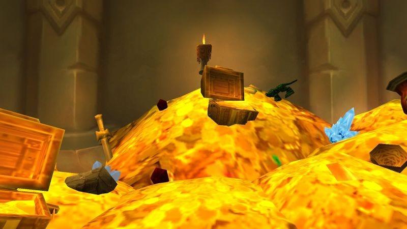 Illustration for article titled La moneda virtual de World of Warcraft ahora vale más que el Bolívar de Venezuela