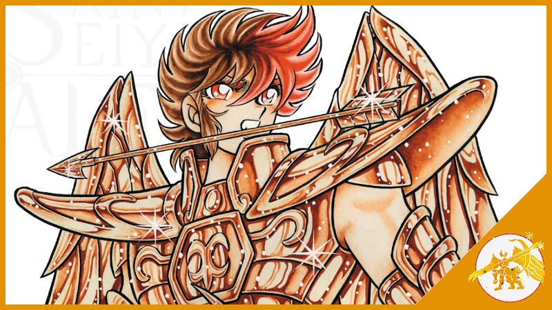 Illustration for article titled Saint Seiya: Merchandise,Oddities, Doujins and more!