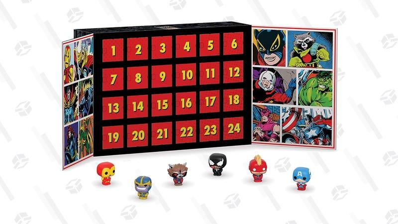 Funko Marvel 80th Anniversary Advent Calendar | $40 | Amazon