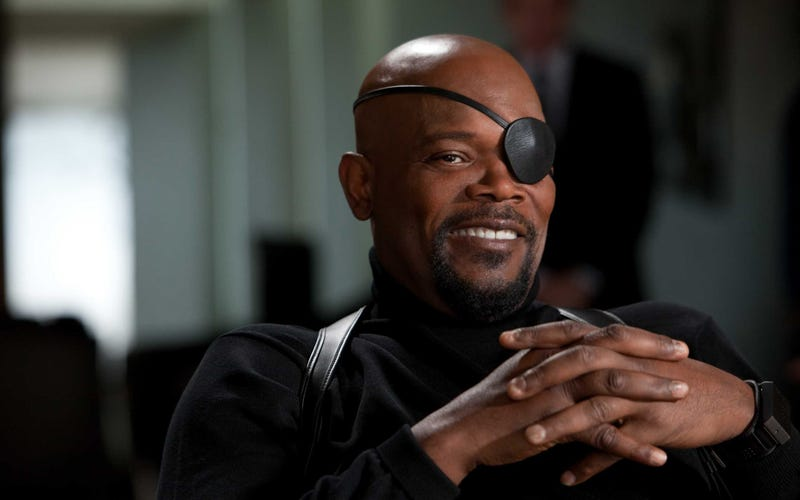 Illustration for article titled Marvel Making a Full-Length Nick Fury Movie?