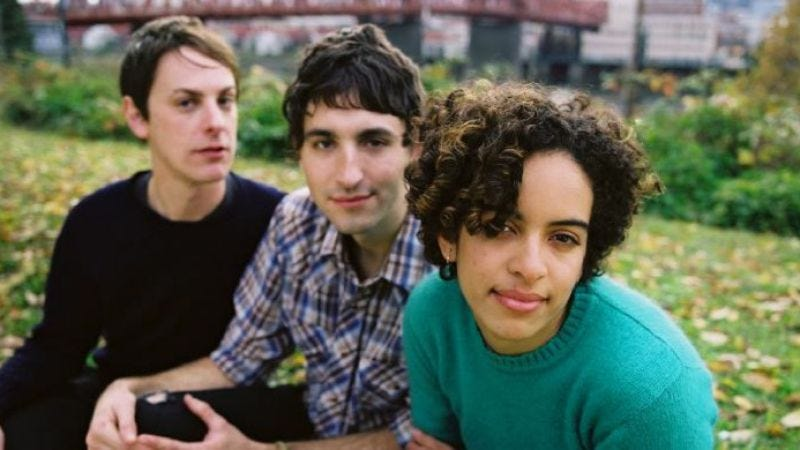 """Illustration for article titled Free download: The Thermals' new single, """"Now We Can See"""""""