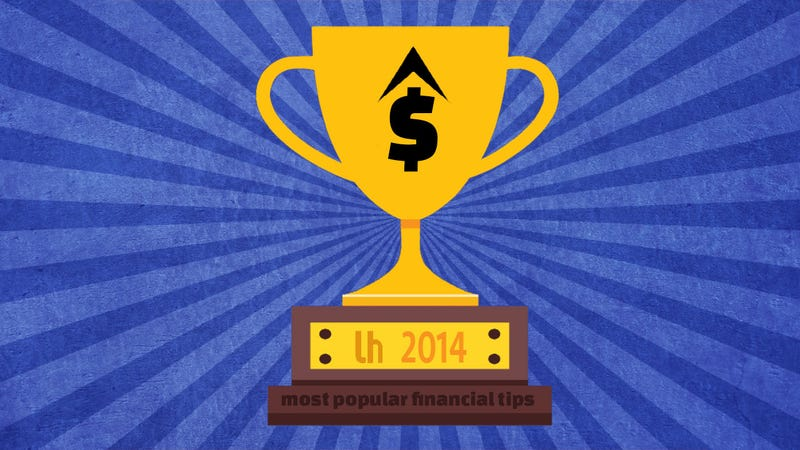 Illustration for article titled Most Popular Personal Finance Tips of 2014