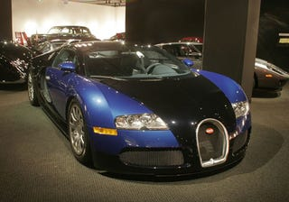 UPDATE: Petersen Museum Loaned Bugatti Veyron To Conan on volkswagen museum, all american racers museum, audi museum, dodge museum, general motors museum, oldsmobile museum, amc museum, kenworth truck museum, maserati museum, saab museum, honda museum, toyota museum, pontiac museum, cadillac museum, mazda museum, desoto museum, datsun museum, caterpillar museum, louis vuitton museum,