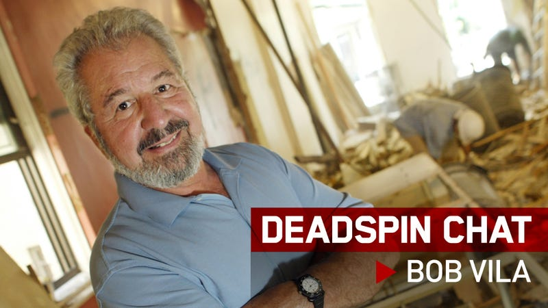 Illustration for article titled Need Help Battening Down The Hatches? Bob Vila, America's Handyman, Is Here To Take Your Questions