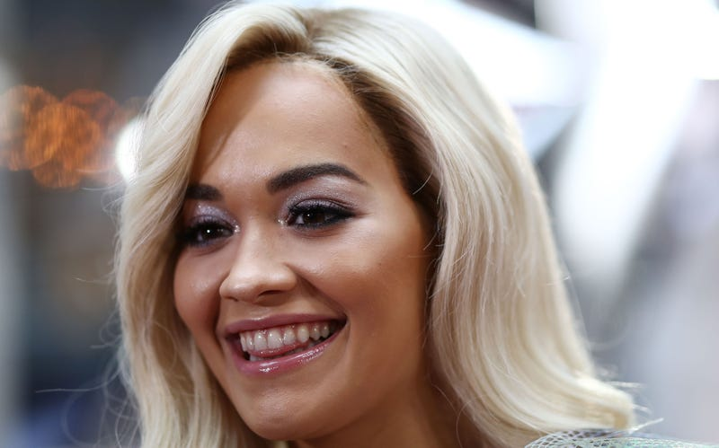 Illustration for article titled Rita Ora Reportedly Dating Andrew Garfield
