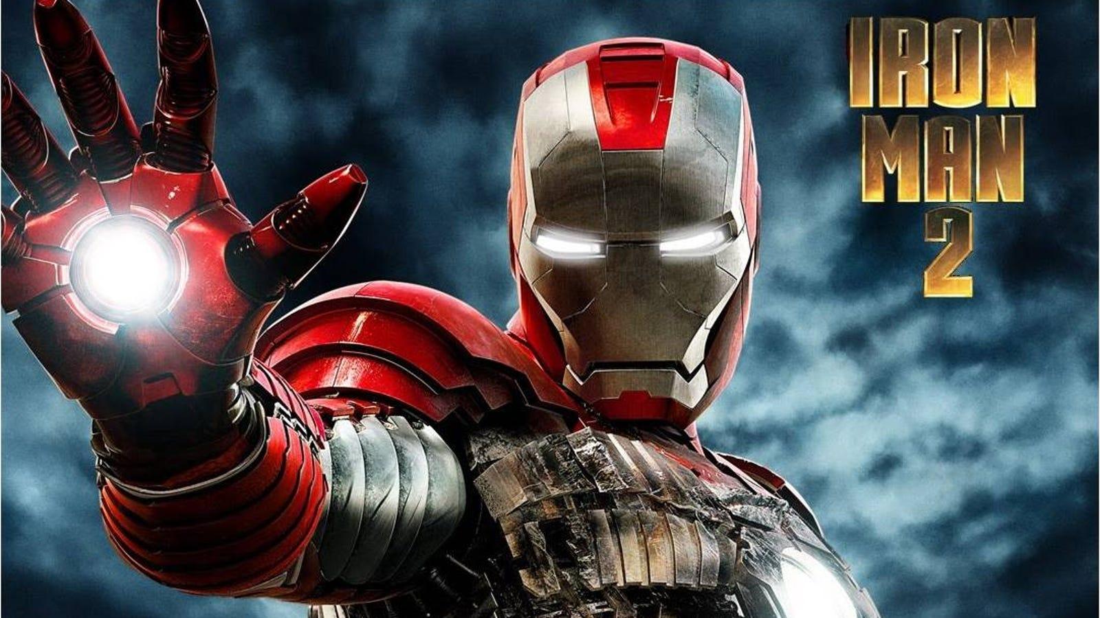Todos los errores de Iron Man 2 en seis minutos