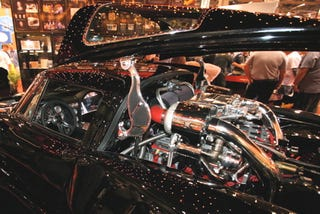 Illustration for article titled SEMA 2007: Twin-Turbo LS1 V7 Super Coupe in Vegas