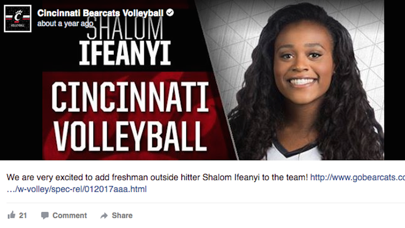 Illustration for article titled Scholarship Athlete Says She Was Kicked Off Her Volleyball Team for Posting Selfies
