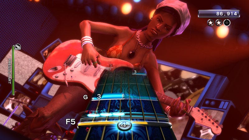 Illustration for article titled Rock Band 3 Is Getting Its First DLC In Almost Two Years
