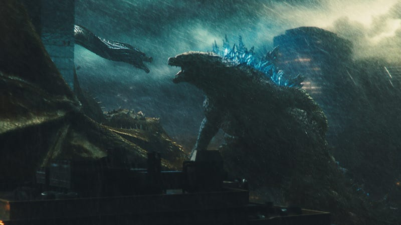 Illustration for article titled Godzilla Vs. Kong has been pushed back to next November