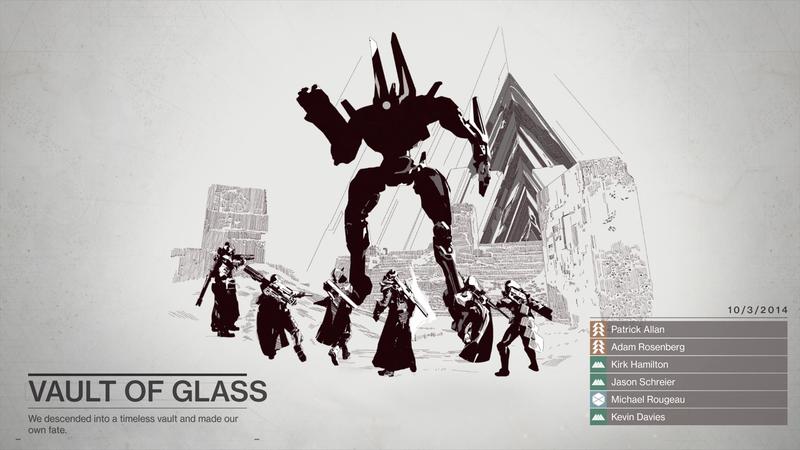 matchmaking Vault destino di vetro