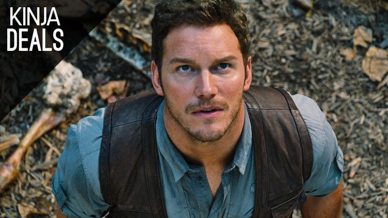 Illustration for article titled Today's Best Media Deals: Jurassic World, 47 Ronin, and More