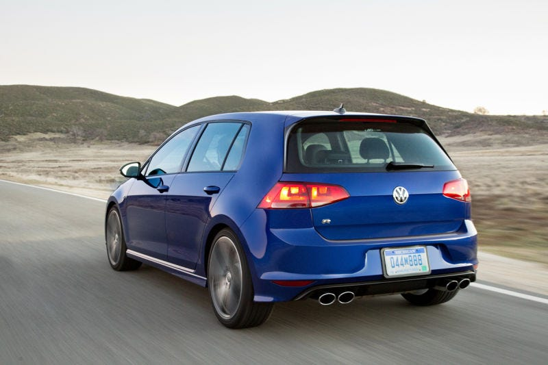 Illustration for article titled You Can Finally Get A Great Deal On A Volkswagen Golf R