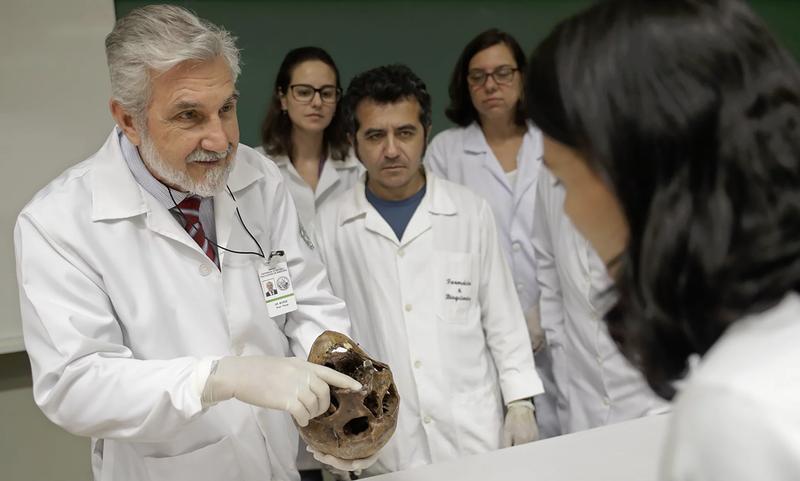 Los restos del médico nazi Josef Mengele se usarán para enseñar anatomía a estudiantes de medicina