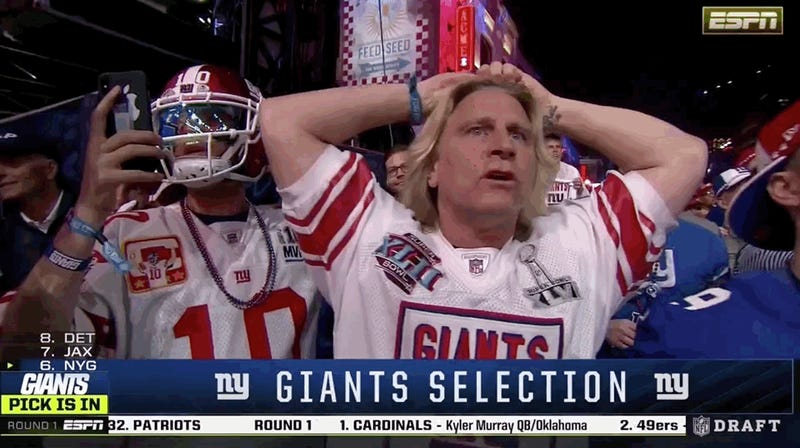 Why Your Team Sucks 2019 New York Giants