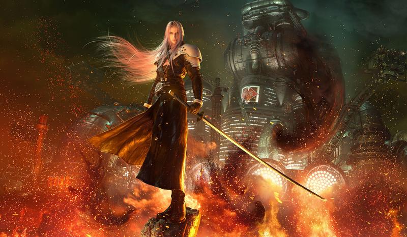 Illustration for article titled We're Liveblogging Square Enix's E3 2019 Presentation [Update: We're Done!]