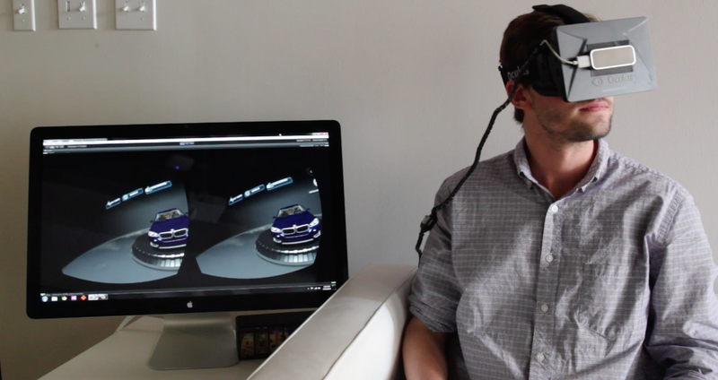 Illustration for article titled Using the Oculus Rift to Find Your Next Car