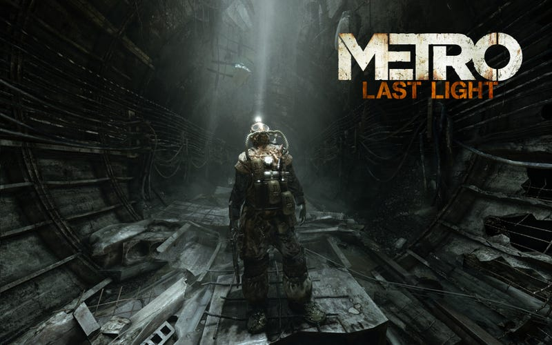 Illustration for article titled Metro: Last Light: Just Bopping Them on the  Head