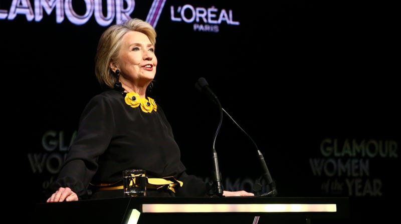 Illustration for article titled Hillary Clinton Is Very Allegedly Mulling a 2020 Run