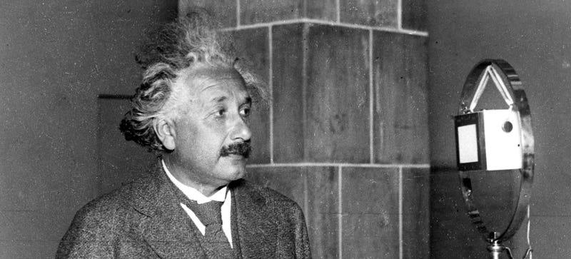 What EXACTLY did Einstein do?