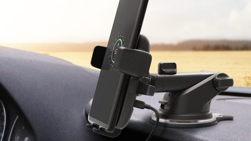 iOttie Qi Dash Mount | $37 | Amazon