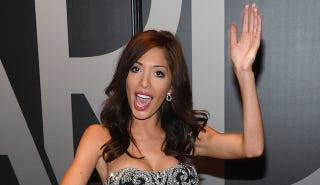 Illustration for article titled Farrah Abraham: I Will Become the Top Doctor in the Nation in My Future