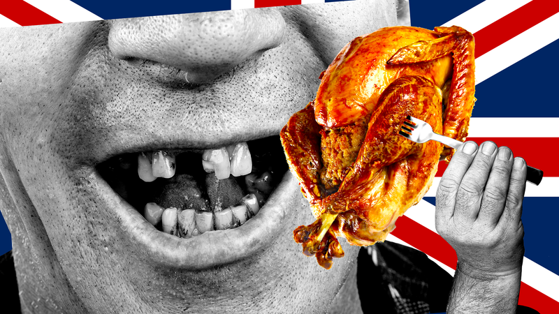 Illustration for article titled Why Do Brits Love Thanksgiving?