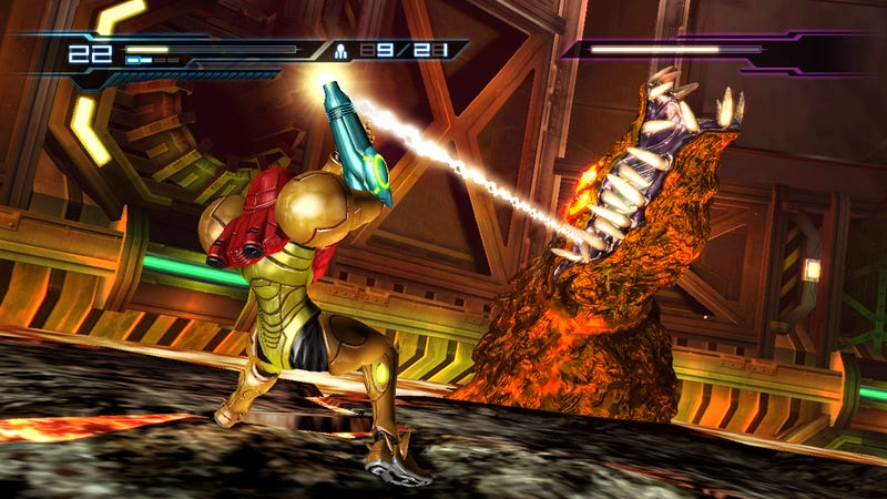 Illustration for article titled Metroid: Other M Review: Our Unexpected Future