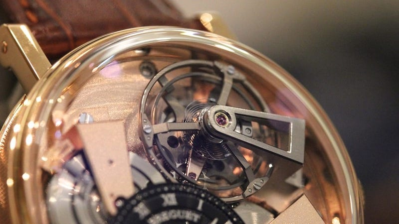 Illustration for article titled An Introduction To Complications: The Tourbillon