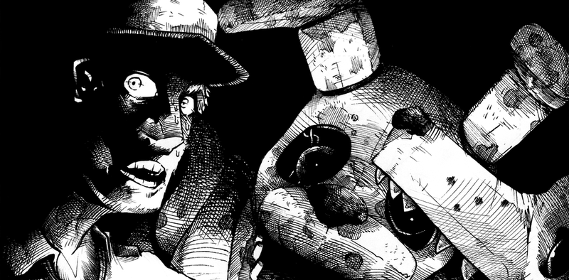Illustration for article titled You Should Read This Fan-Made Five Nights at Freddy's Comic