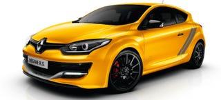 Illustration for article titled The Renaultsport Megane 275 Trophy Is Europe's New Hottest Hatchback