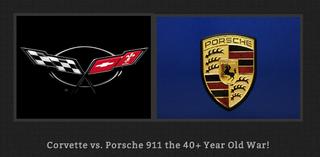 Illustration for article titled What battle has gone on longer than Corvette vs. 911?