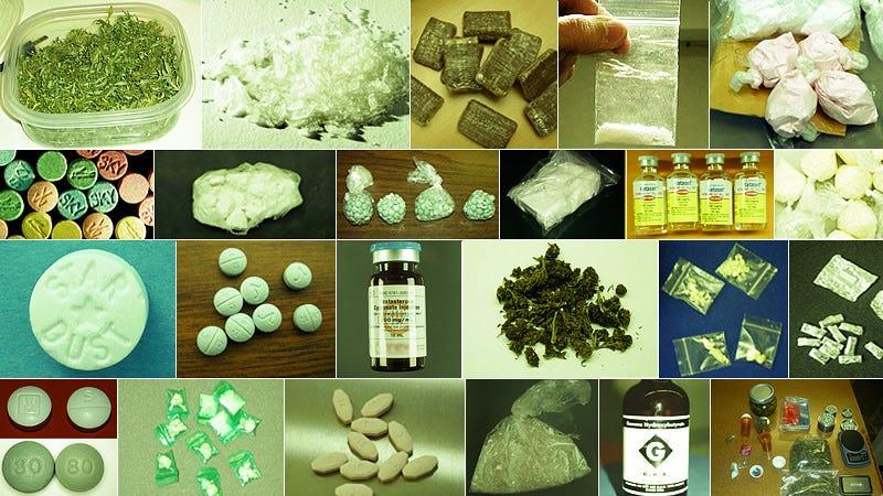 Illustration for article titled Cuánto tiempo permanecen las diferentes drogas en el organismo (pista: más de lo que crees)