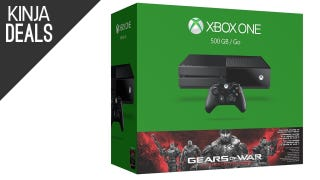 Buy the <i>Gears of War</i> Xbox One Bundle, Get an Extra Controller and Game