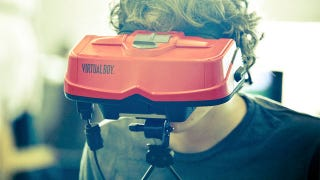 Illustration for article titled Nintendo 'Traumatized' By 3D Virtual Boy, But '(Laughs)' About It Now